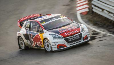 La gara di Capetown del Mondiale di Rallycross – Peugeot vuole consolidare il secondo posto