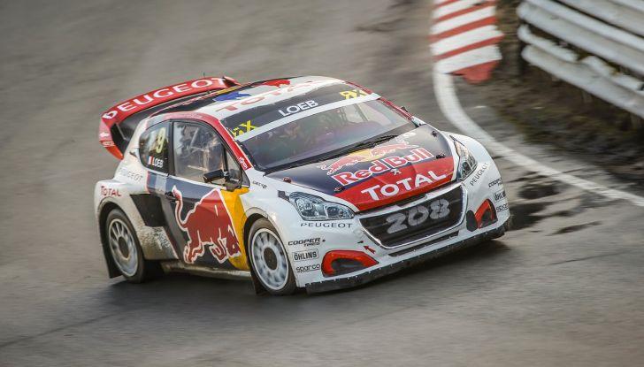 La gara di Capetown del Mondiale di Rallycross – Peugeot vuole consolidare il secondo posto - Foto 1 di 2