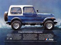 L'evoluzione di Jeep dal primo 4×4 del 1940 alla Wrangler Scrambler 2018
