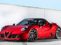 Alfa Romeo 4C di Romeo Ferraris, 300CV in un trionfo di carbonio