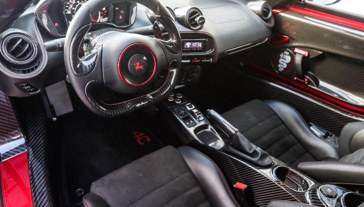 Alfa Romeo 4C di Romeo Ferraris, 300CV in un trionfo di carbonio - Foto 2 di 4