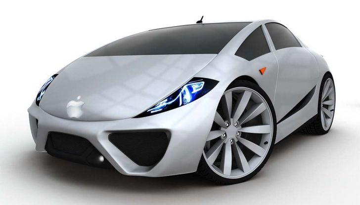 Apple e auto a guida autonoma: arriva una nuova tecnologia - Foto 2 di 9