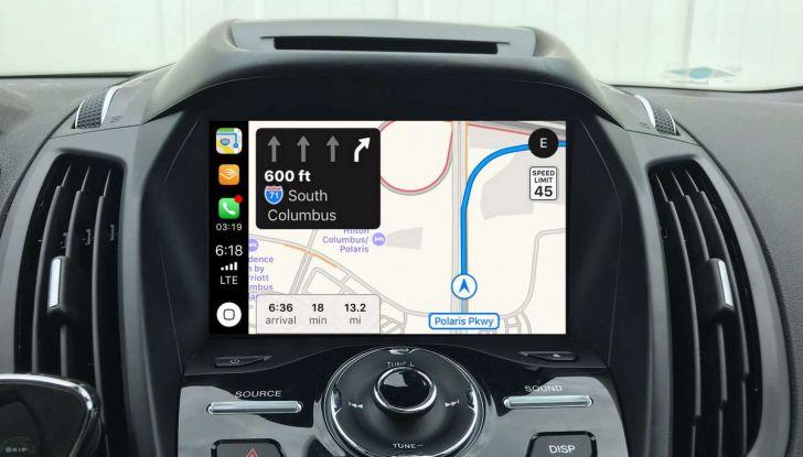 Apple e auto a guida autonoma: arriva una nuova tecnologia - Foto 4 di 9