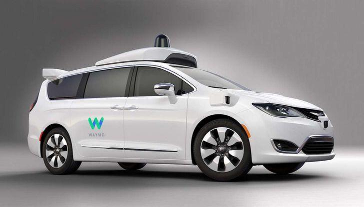 Apple e auto a guida autonoma: arriva una nuova tecnologia - Foto 5 di 9