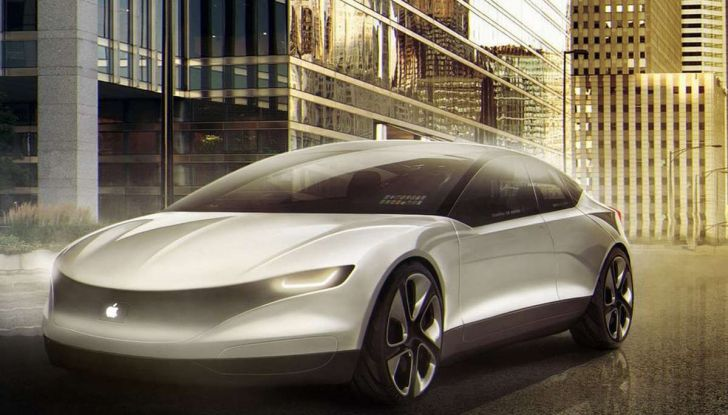 Apple e auto a guida autonoma: arriva una nuova tecnologia - Foto 7 di 9