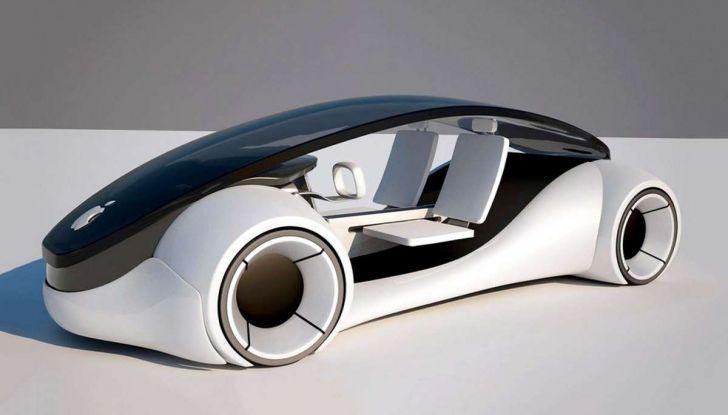 Apple e auto a guida autonoma: arriva una nuova tecnologia - Foto 9 di 9