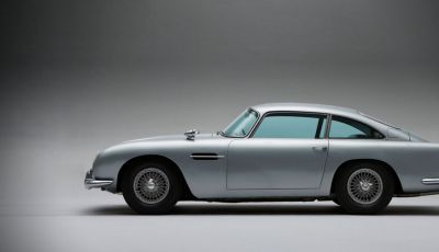 L'Aston Martin DB5 di Paul McCartney batterà quella di James Bond all'asta