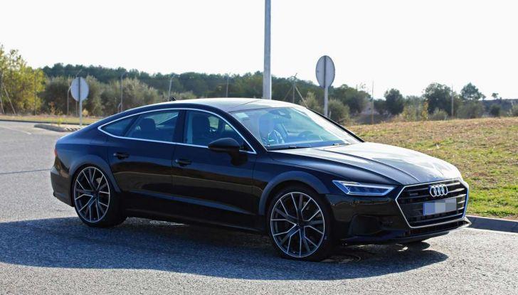 Audi RS7 2018, primi test drive e informazioni tecniche - Foto 1 di 14