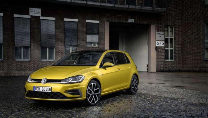 Auto a metano: Volkswagen Golf leader davanti a Fiat Panda e Up! - Foto 11 di 15