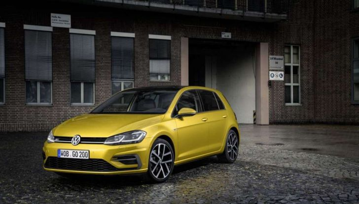 Auto a metano: Volkswagen Golf leader davanti a Fiat Panda e Up! - Foto 11 di 15