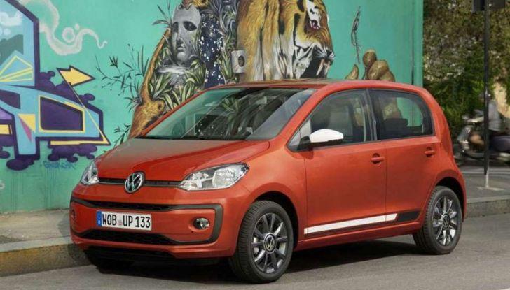 Auto a metano: Volkswagen Golf leader davanti a Fiat Panda e Up! - Foto 14 di 15