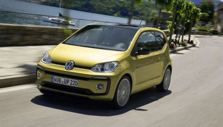 Auto a metano: Volkswagen Golf leader davanti a Fiat Panda e Up! - Foto 4 di 15
