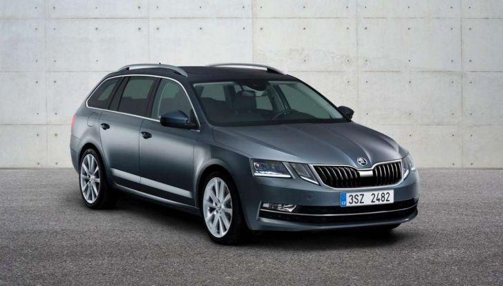 Auto a metano: Volkswagen Golf leader davanti a Fiat Panda e Up! - Foto 5 di 15