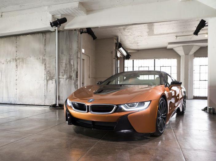 BMW i8 Roadster 2018: Caratteristiche, prezzi e prestazioni - Foto 17 di 38