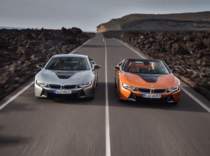BMW i8 Roadster 2018: Caratteristiche, prezzi e prestazioni - Foto 6 di 38