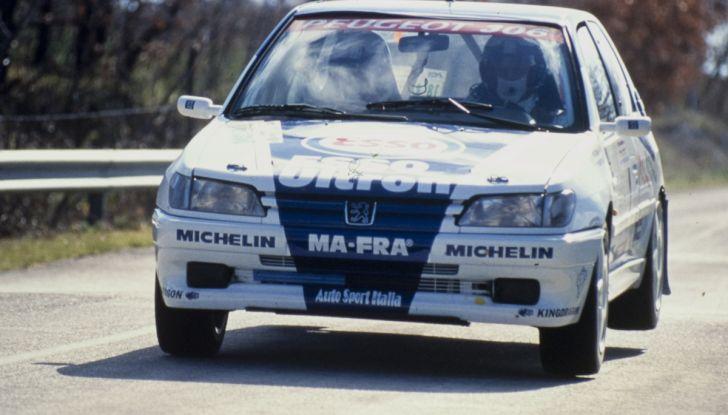 Peugeot 306, vent'anni fa dieci vittorie in dieci gare - Foto 2 di 24