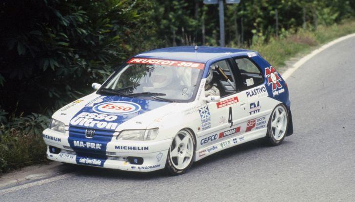 Peugeot 306, vent'anni fa dieci vittorie in dieci gare - Foto 12 di 24