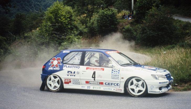 Peugeot 306, vent'anni fa dieci vittorie in dieci gare - Foto 3 di 24