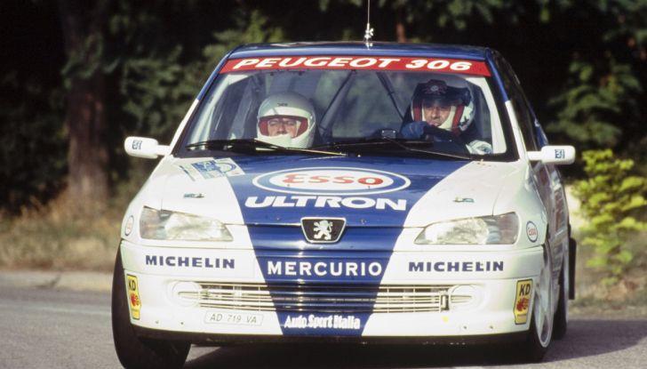Peugeot 306, vent'anni fa dieci vittorie in dieci gare - Foto 10 di 24