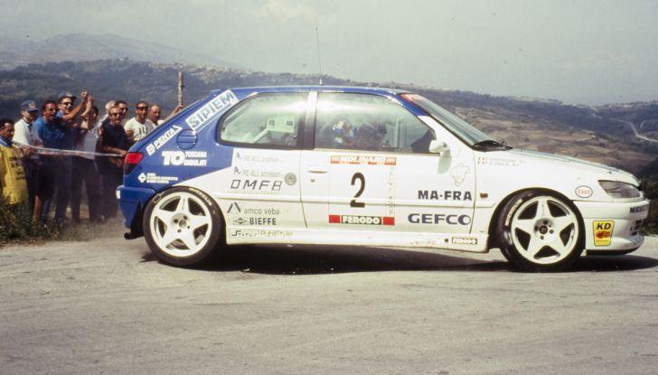 Peugeot 306, vent'anni fa dieci vittorie in dieci gare - Foto 11 di 24
