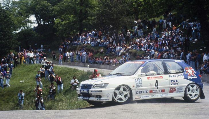 Peugeot 306, vent'anni fa dieci vittorie in dieci gare - Foto 4 di 24