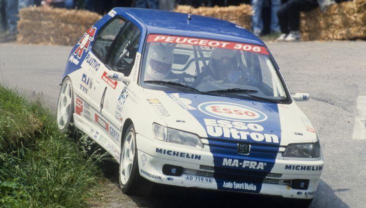 Peugeot 306, vent'anni fa dieci vittorie in dieci gare - Foto 5 di 24