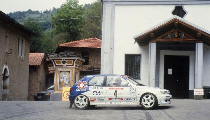 Peugeot 306, vent'anni fa dieci vittorie in dieci gare - Foto 6 di 24