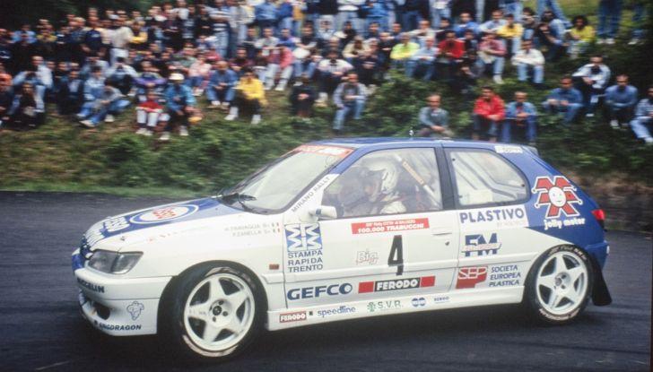 Peugeot 306, vent'anni fa dieci vittorie in dieci gare - Foto 7 di 24