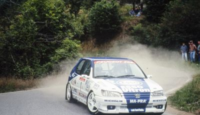 Peugeot 306, vent'anni fa dieci vittorie in dieci gare