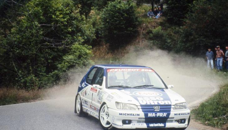 Peugeot 306, vent'anni fa dieci vittorie in dieci gare - Foto 8 di 24