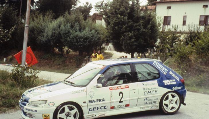 Peugeot 306, vent'anni fa dieci vittorie in dieci gare - Foto 9 di 24
