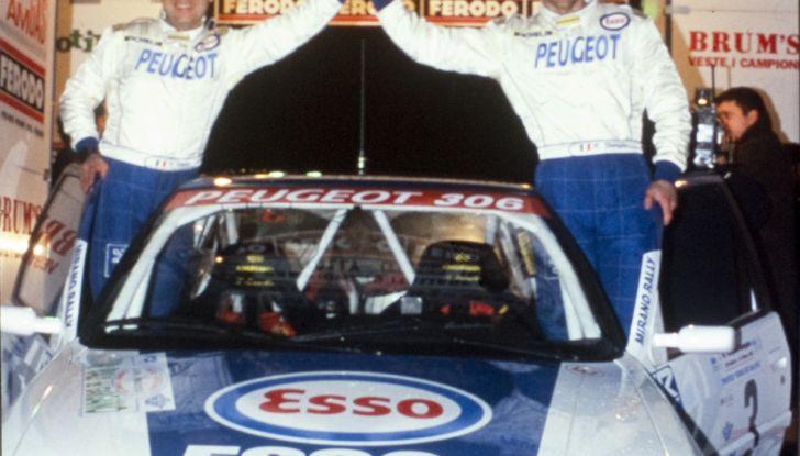 Peugeot 306, vent'anni fa dieci vittorie in dieci gare - Foto 13 di 24