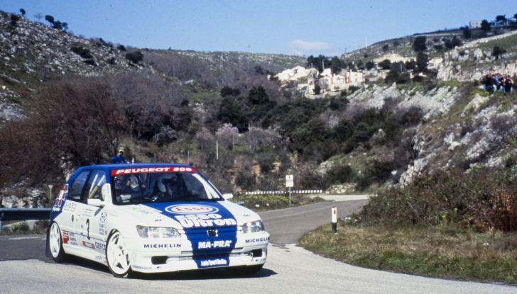 Peugeot 306, vent'anni fa dieci vittorie in dieci gare - Foto 14 di 24