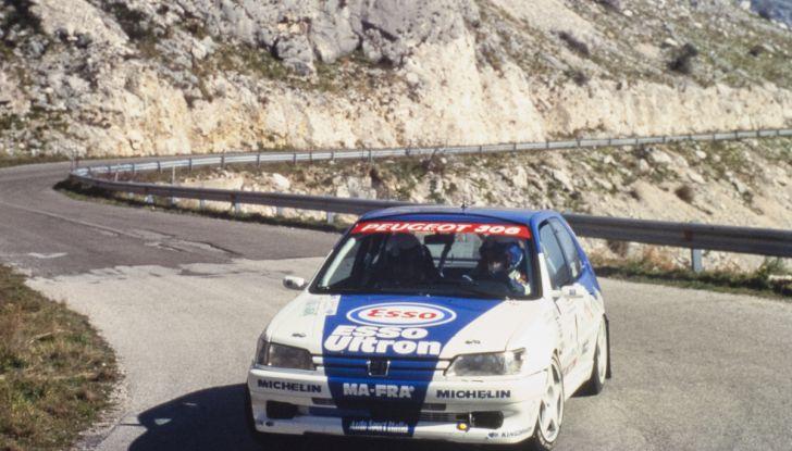 Peugeot 306, vent'anni fa dieci vittorie in dieci gare - Foto 15 di 24