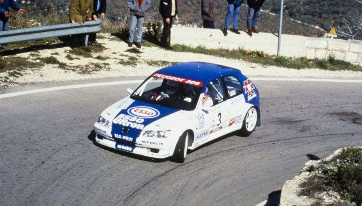 Peugeot 306, vent'anni fa dieci vittorie in dieci gare - Foto 16 di 24