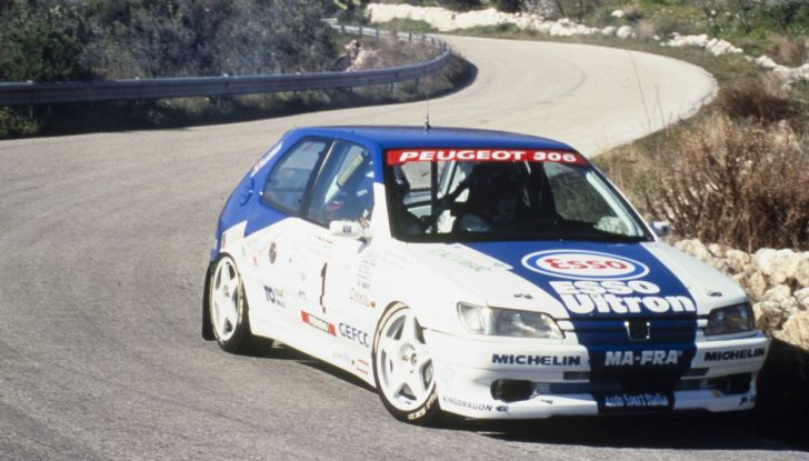 Peugeot 306, vent'anni fa dieci vittorie in dieci gare - Foto 1 di 24