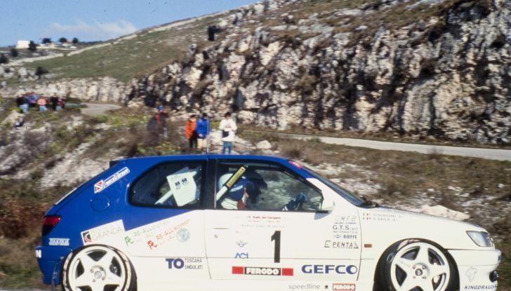 Peugeot 306, vent'anni fa dieci vittorie in dieci gare - Foto 17 di 24