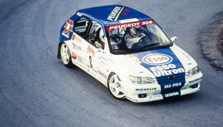 Peugeot 306, vent'anni fa dieci vittorie in dieci gare - Foto 18 di 24