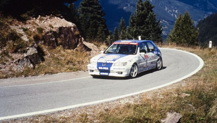 Peugeot 306, vent'anni fa dieci vittorie in dieci gare - Foto 19 di 24