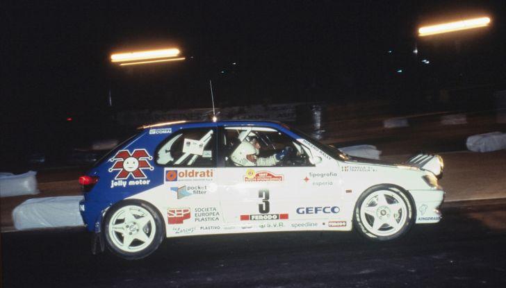 Peugeot 306, vent'anni fa dieci vittorie in dieci gare - Foto 20 di 24