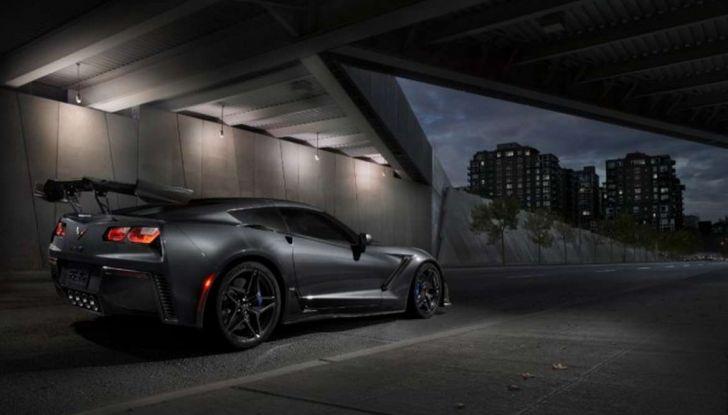 Chevrolet Corvette ZR1 2018 - Foto 16 di 18
