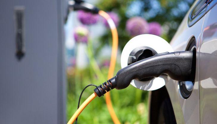 Regno Unito: colonnine di ricarica elettrica obbligatorie nelle nuove case - Foto 4 di 10
