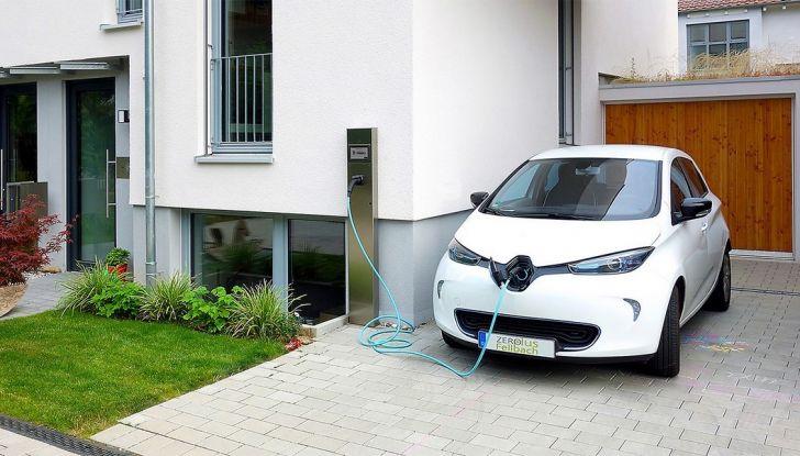 Regno Unito: colonnine di ricarica elettrica obbligatorie nelle nuove case - Foto 2 di 10