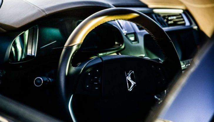 DS5 Prestige, lusso alla francese - Foto 3 di 16