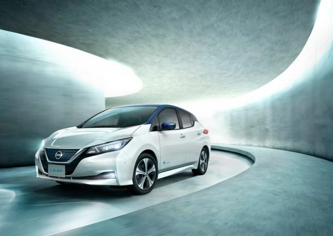 Ecosistema elettrico: Nissan protagonista all'H2R 2017 di Rimini - Foto 2 di 12