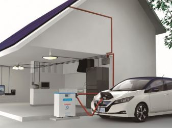 Ecosistema elettrico: Nissan protagonista all'H2R 2017 di Rimini