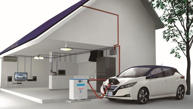 Ecosistema elettrico: Nissan protagonista all'H2R 2017 di Rimini - Foto 1 di 12