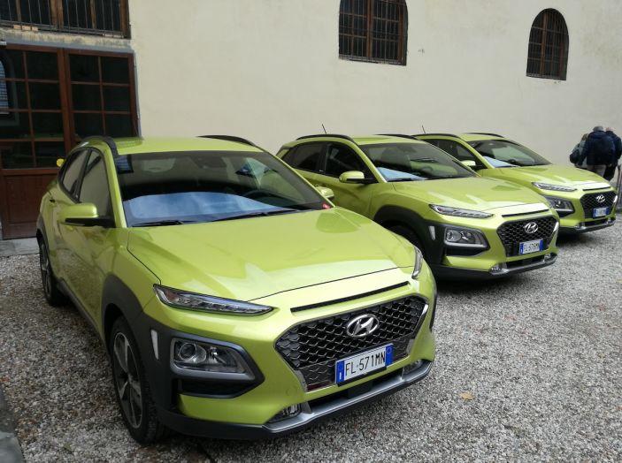 Prova su strada Hyundai Kona: il Crossover 4×4 tra prestazioni e avanguardia - Foto 10 di 19