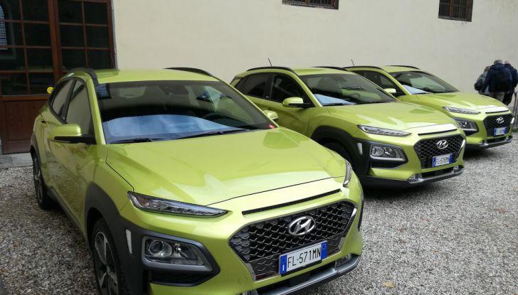 Prova nuova Hyundai Kona 2018: Crossover compatto poca spesa e tanta resa! - Foto 20 di 21