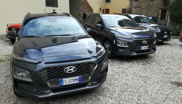 Prova nuova Hyundai Kona 2018: Crossover compatto poca spesa e tanta resa! - Foto 18 di 21